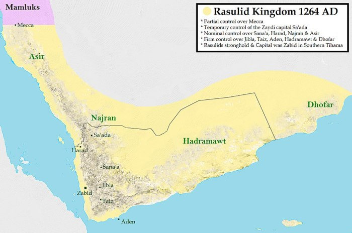 rasulid map