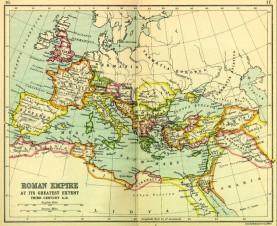 roman map 300